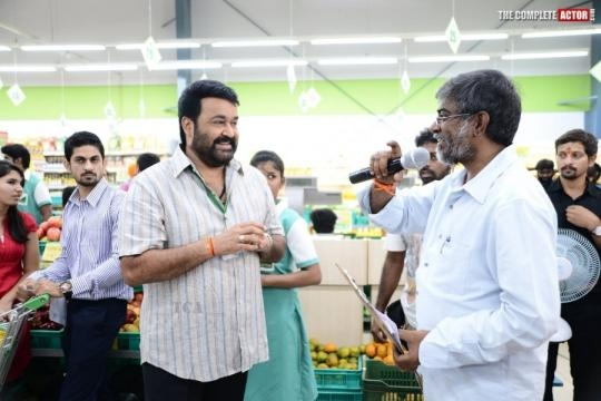 Mohanlal begins shooting of Telugu film Manamantha - Photos - ibtimes.co.in