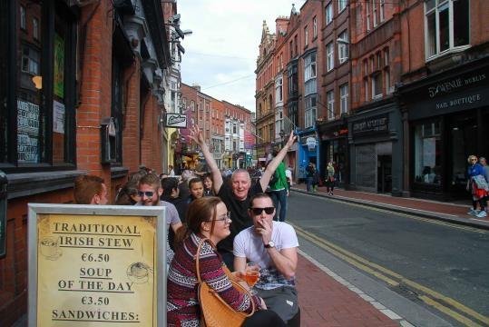 Irish Pub Bar, Ireland ©Zanatta