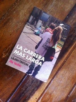 La carrera más larga, el libro que narra la historia de Lilian Tintori que pasó de deportista a activista de los derechos humanos