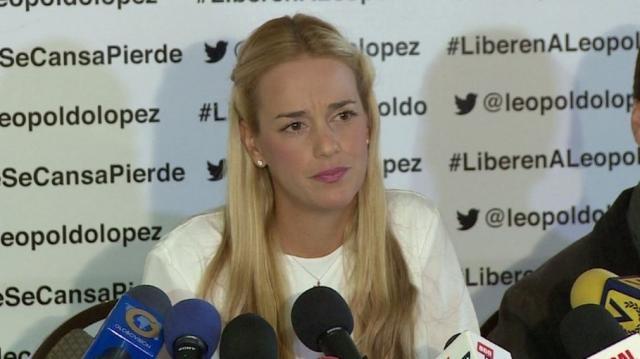 Lilian-Tintori-Leopoldo-Lopez- ... - prensa.com