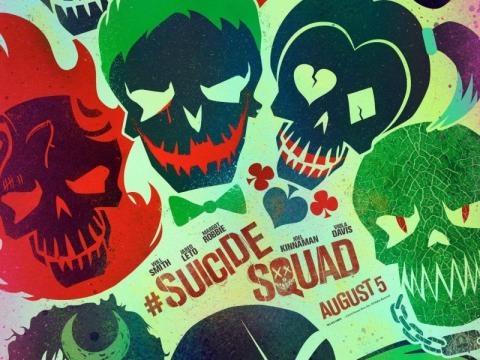 suicide squad - HD Wallpaper - wallpaper2000.com