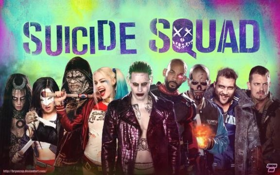 Suicide Squad Movie Wallpaper by Bryanzap on DeviantArt - deviantart.com
