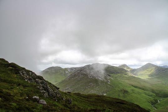 Wicklow Mountains National Park, Ireland ©Zanatta