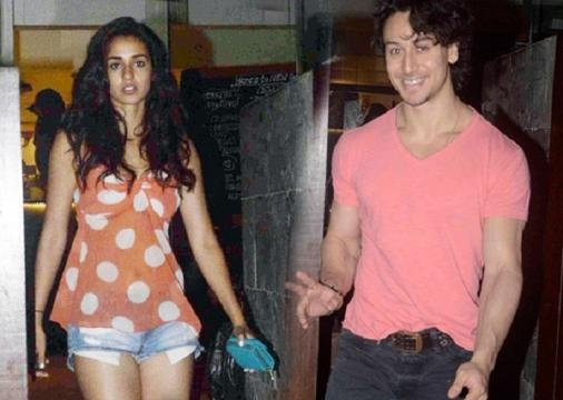 Disha Patani is in a relationship with Tiger Shroff (Panasiabiz.com