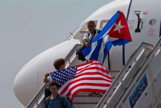 Scheduled flights to Cuba from U.S. begin again - San Antonio ... - expressnews.com