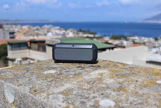 Recensione speaker Bluetooth outdoor AUKEY SK-M8 - Why-Tech - why-tech.it