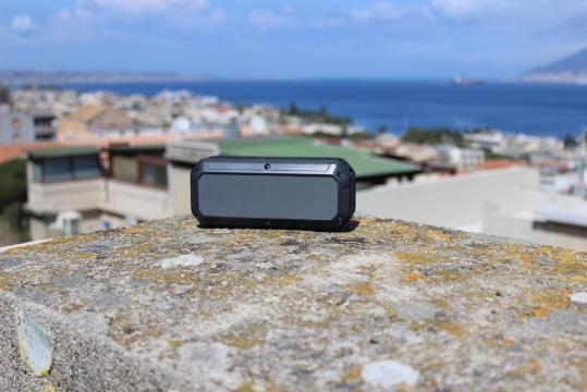 Recensione speaker Bluetooth outdoor AUKEY SK-M8