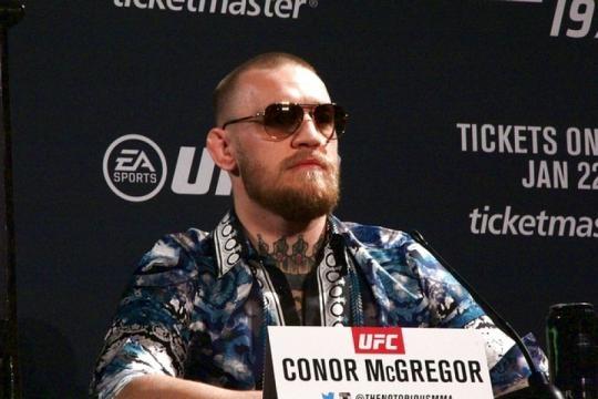 Conor McGregor: Net worth, tonight's UFC 196 purse a shocker? - fightsaga.com
