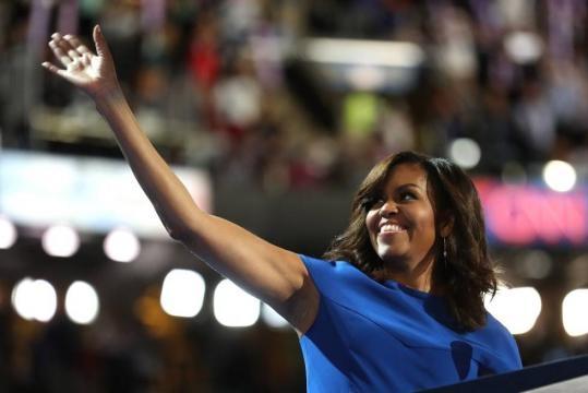 Rasgos y hombros toalmente hombrunos de Michelle