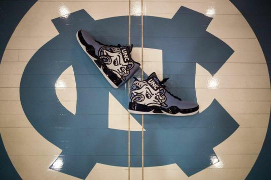 Air Jordan XX9 UNC Tar Heels PE - Sneaker Bar Detroit - sneakerbardetroit.com