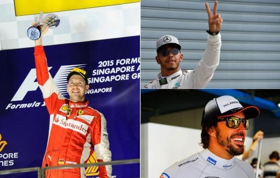 GP Singapur F1 2016: Singapur, coto privado de Vettel, Hamilton y ... - marca.com