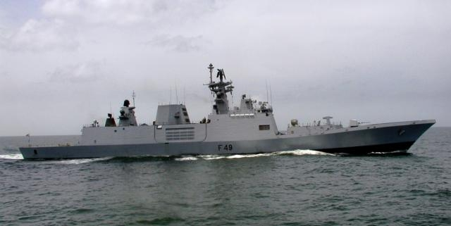 INS Sahyadri joins 'RIMPAC' at Pearl Harbour | Indian Navy - nic.in