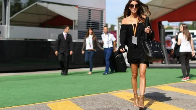 Jemma Boskovich, la novia de Daniel Ricciardo Flickr - flickr.com