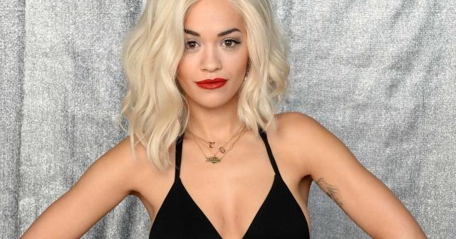 Rita Ora, a la que muchos señalan como nueva pareja de Lewis Hamilton rollingstone.com