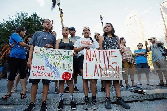 TRANSCEND MEDIA SERVICE » North Dakota's Standing Rock Sioux Aren ... - transcend.org