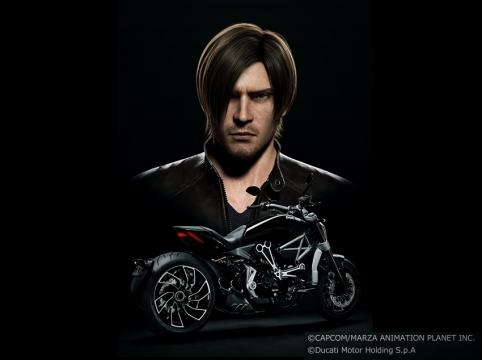All Games Delta: New Resident Evil CGI movie titled Resident Evil ... - allgamesdelta.net