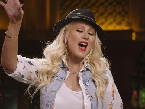 Christina Aguilera's MasterClass - people.com