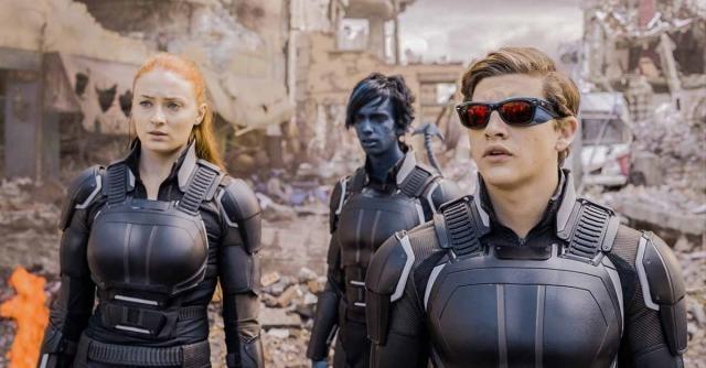 Nuevo vídeo con tomas falsas de X-Men: Apocalypse