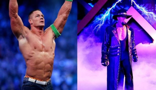 WWE Rumor: John Cena Vs. Undertaker May Be The Co-Main-Event At ... - inquisitr.com