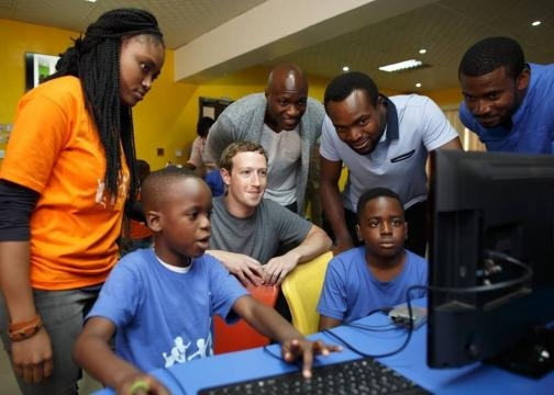 FaceBook's Zuckerberg engages local talent in Nigeria, hunts for ... - osundefender.org