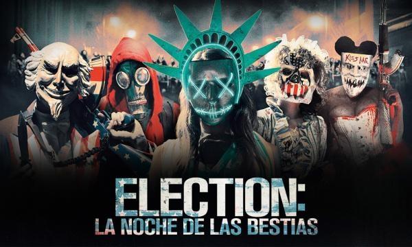 Election, la noche de las bestias': ¿el fin para 'La Purga ... - malatintamagazine.com
