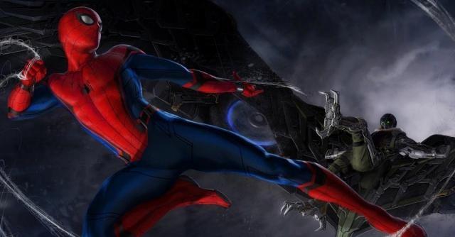 Vídeo y fotografías de Spider-Man: Homecoming