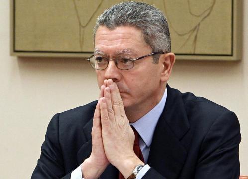 Alberto RuiZ Gallardón, ministro de Justicia, comparecerá a la 17 ... - lasvocesdelpueblo.com