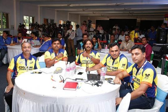 KPL 2016, auction - Jonathan, Prateek fetch highest bids, Rahul ... - cricbuzz.com