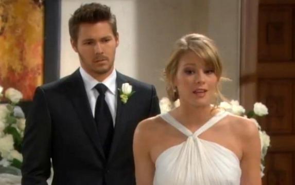 The Bold and the Beautiful Liam viene liberato da Wyatt