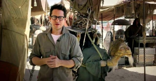 Why J.J. Abrams Regrets Turning Down The Chance To Direct Episode ... - itsalltherage.com