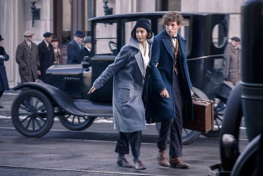 5 Things We Now Know About Fantastic Beasts and Where to Find Them ... - eonline.com