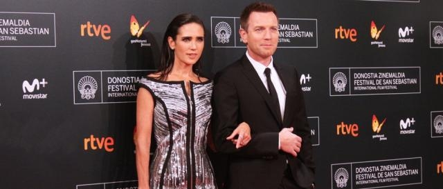 Ewan McGregor y Jennifer Connelly, alfombra roja 2