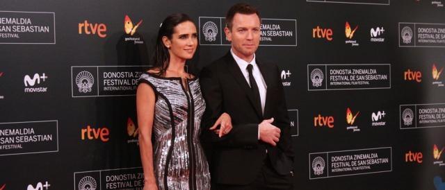 Ewan McGregor y Jennifer Connelly en la alfombra roja