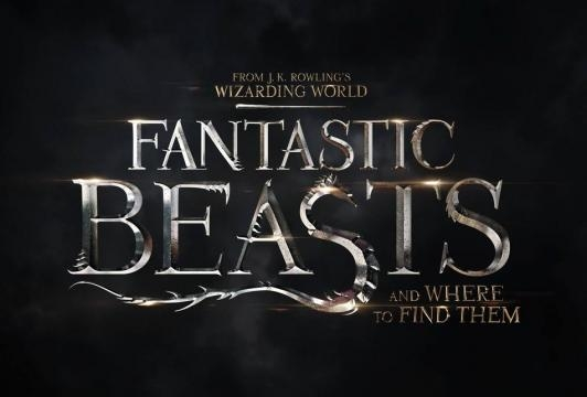 Fantastic Beasts and Where to Find Them Logo Unveiled - movieweb.com