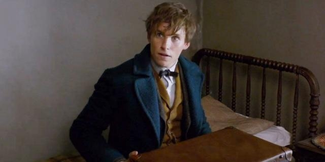 Fantastic Beasts and Where to Find Them Trailer-First Trailer for ... - elle.com
