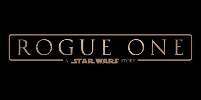 Logo di 'Rogue One: A Star Wars Story'.