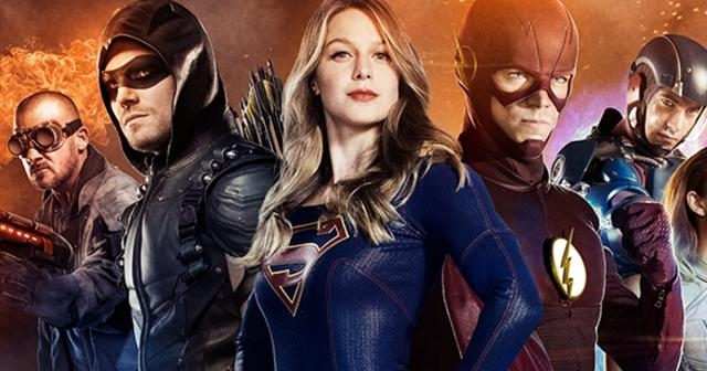 Supergirl To Crossover With Arrow, Flash & Legends Of Tomorrow ... - cosmicbooknews.com