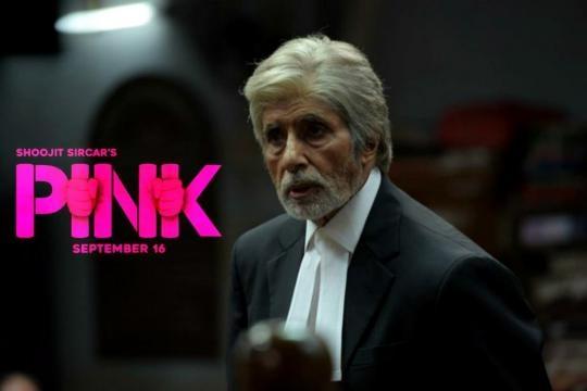 Amitabh Bachchan Pink Movie Review Rating (4/5) Public Talk ... - pressks.com