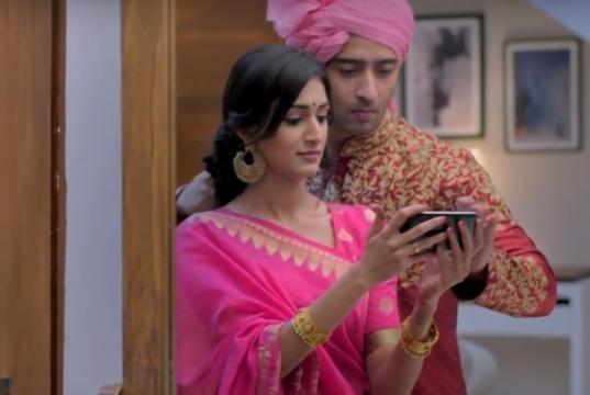 Dev And Sonakshi In Kuch Rang Pyar Ke Aise Bhi - Fuzion Productions - fuzionproductions.com