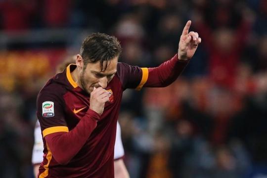 Amici milanesi, voi Francesco Totti non lo - gazzetta.it