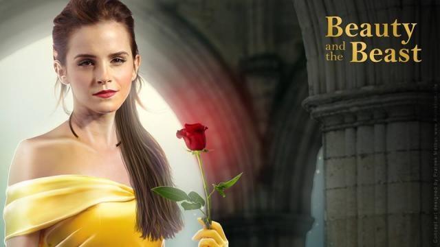 Beauty and the Beast' Teaser Released, Starring Emma Watson - fugomo.com