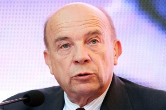 Il costituzionalista Gustavo Zagrebelsky in una foto d'archivio.