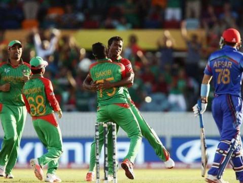 Bangladesh vs Afghanistan, World Cup 2015: Afghanistan Lose Mangal ... - newswld.com