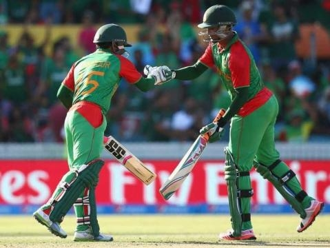 Cricket World Cup 2015, Highlights: Bangladesh Inflict 105-Run ... - ndtv.com