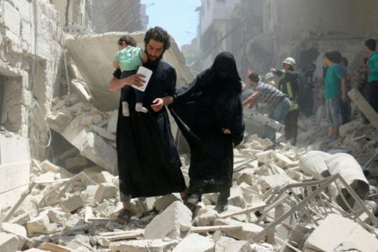 Syrie: Damas prépare la bataille d'Alep, près de 200 morts en une ... - over-blog.com
