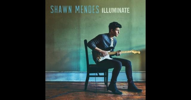 Shawn's new album Illuminate (Deluxe) - apple.com