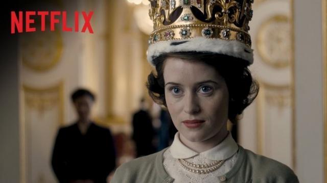 The Crown   il trailer della nuova serie tv sulla Regina Elisabetta - zazoom.it