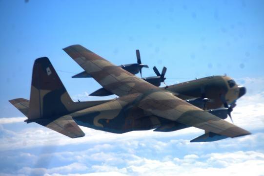 Un Hercules de repostaje aéreo se suma a las operaciones