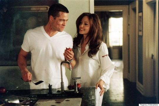 La légende Brangelina : un couple mythique d'Hollywood qui commence lors du tournage de Mr. & Mrs. Smith !