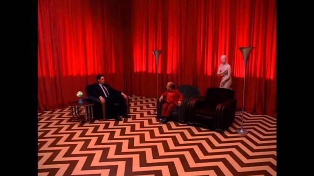 La stanza rossa, l'agente Dale Cooper e il Nano